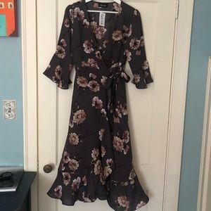 Fab'rik floral dress: